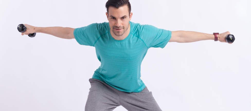 Übungen für den Bereich der Brustwirbelsäule