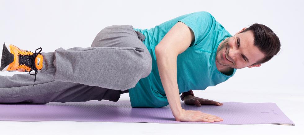 Hüftmuskulatur wichtig für den stabilen Rücken