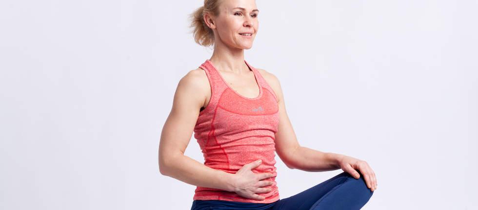 Entspannung der Rückenmuskulatur im Büro