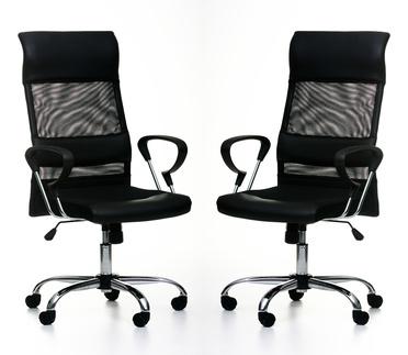 Bürostuhl richtig einstellen und Rückenbeschwerden vermeiden