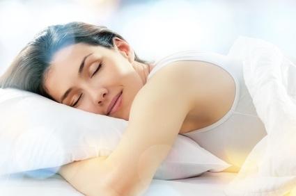 ausreichend Schlaf ist für Bandscheiben wichtig