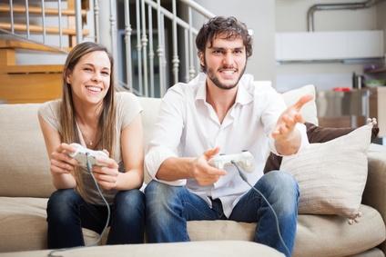 Computerspiele regen Rückenpatienten zur Bewegung an