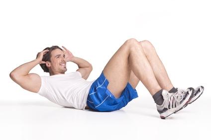 Durch Muskelaufbau Rückenbeschwerden vermeiden