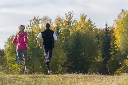 Joggen und Bewegung zur Vorbeugung vor Rückenschmerzen