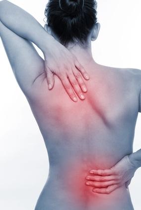 Rückenschmerzen in Deutschland häufig