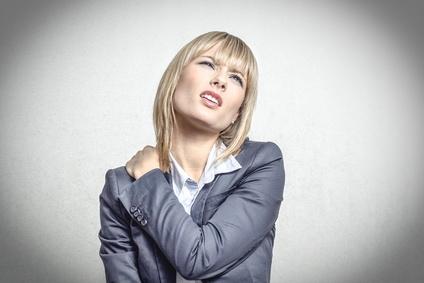 Rückenschmerzen durch Stress und verklebte Faszien