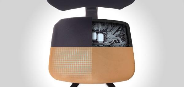 physiosense - Sensoren für den Bürostuhl