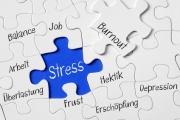 Stress kann Rückenschmerzen hervorrufen, verstärken und der Reduzierung abträglich sein!