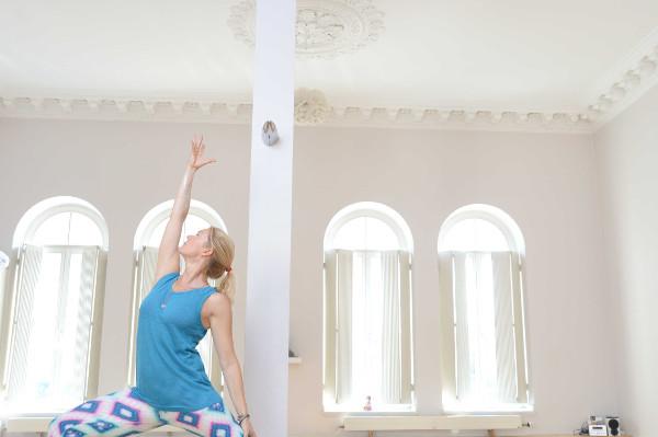 karmakarma Yogaschule in Düsseldorf - Yoga zur Vorbeugung vor Rückenschmerzen